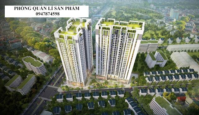 Dự án hót nhất khu vực quận Hoàng Mai