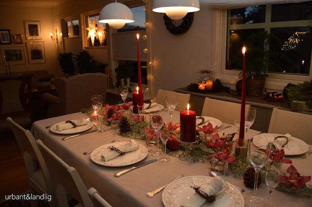 Jul i stuen