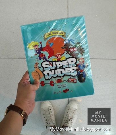 SUPERDUDES BOOK