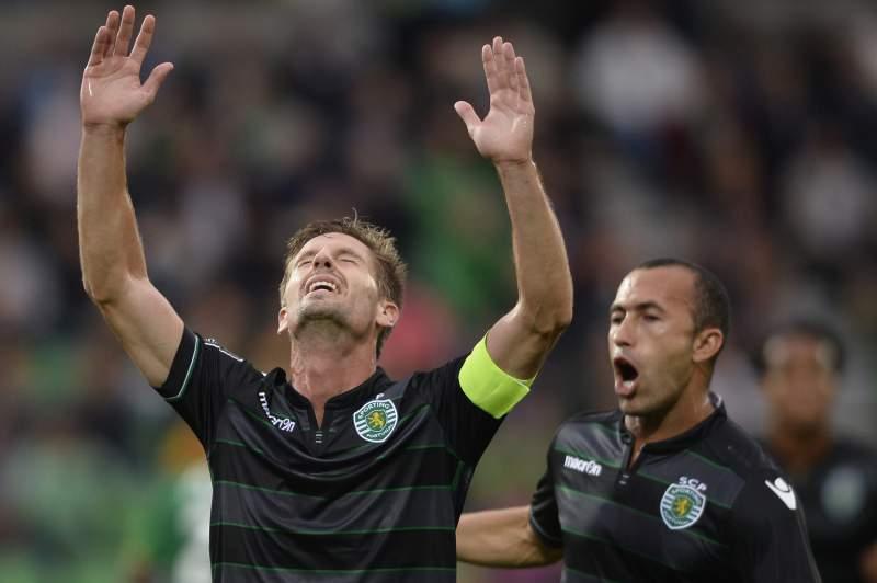 e9d393aca2 Chego a acreditar que Clésio terá tido mais destaque na comunicação social  que o capitão do Sporting Clube de Portugal
