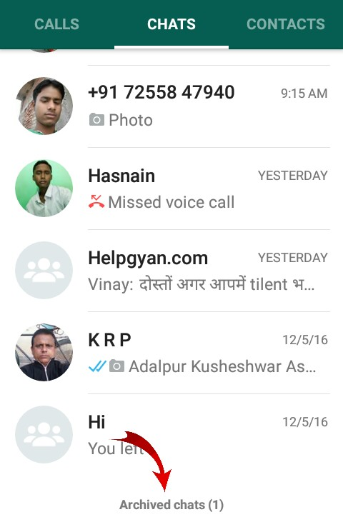 Whatsapp-Chat-Ko-Hide-Or-Unhide-Kaise-Kare
