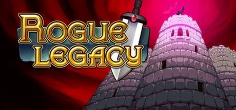 Você já jogou Rogue Legacy?