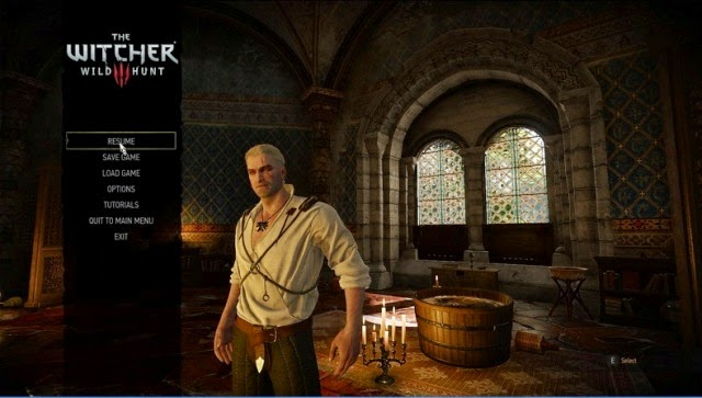 The Witcher 3 Wild Hunt PC Games Gameplay