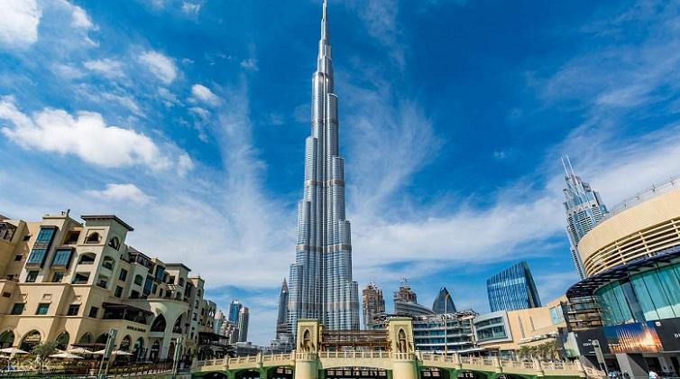 Burj Khalifa, Gedung Pencakar Langit Tertinggi di Dunia
