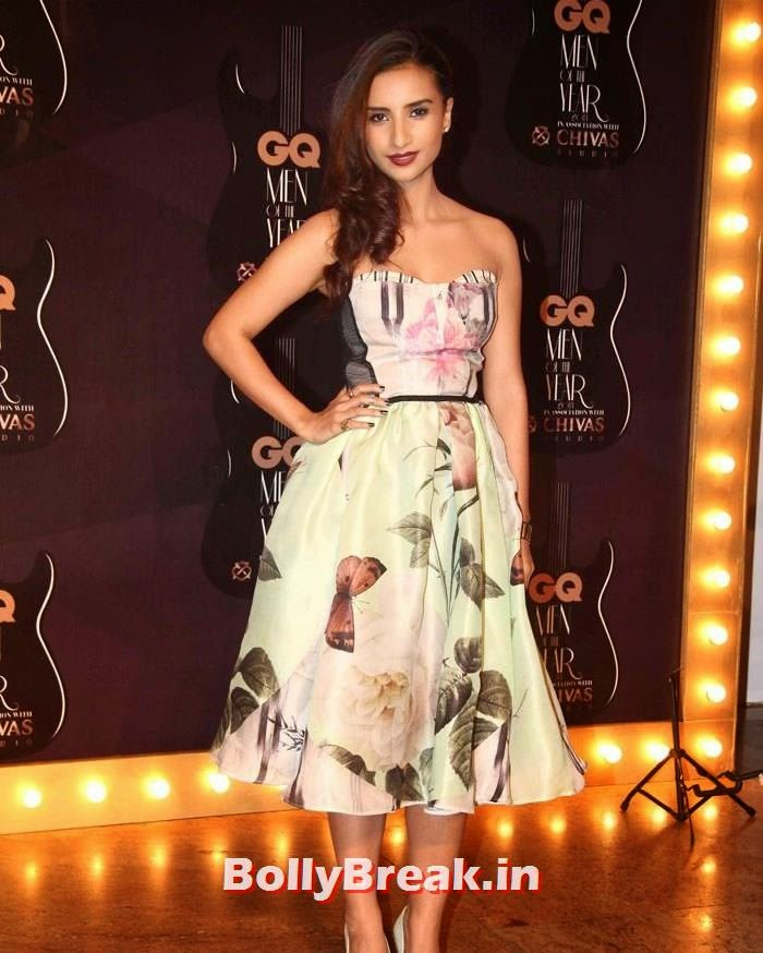 Patrlekha, Red Carpet Pics of GQ Men Of The Year Awards 2014