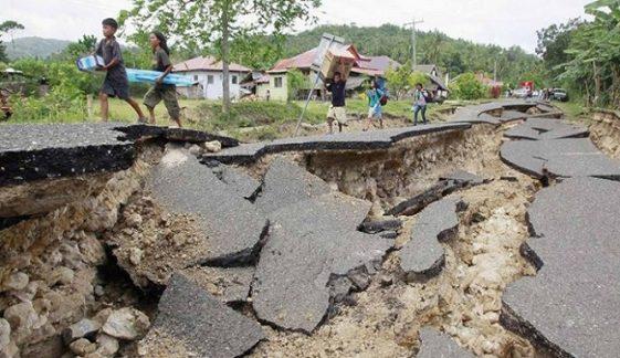 Banyak Gempa Bumi Jadi Tanda Kalau Kiamat Sudah Dekat