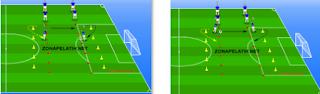 Bentuk Variasi Latihan Passing Sepak Bola