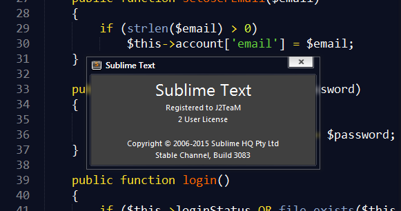 Sublime Text 3 (Build 3083) Full License Key | Download Free Software
