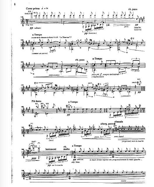Dyens Roland - Ville d-Avril partitura