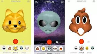 تحميل تطبيق SUPERMOJI,SUPERMOJI, الانيموجي,انيموجي,Animoji,10 Iphone x,الوجوه التعبيرية,emoji,تصوير مقاطع فيديو بواسطة الفيسات,أني موجي,