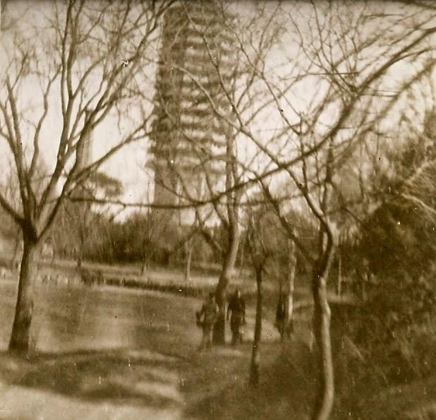 My Dad The U S China Marine Boya Pagoda Near Weiming Lake