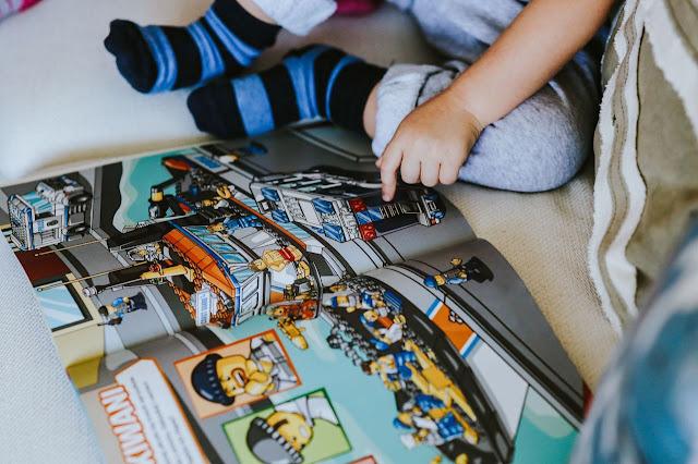 Darmowa prenumerata magazynu LEGO LIFE