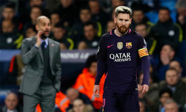 """CỰC SỐC: """"Sếp lớn"""" Man City vung 755 triệu euro không mua nổi Messi"""
