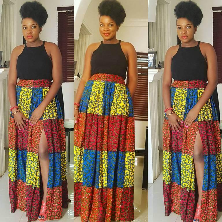 African, Ankara ,print dresses ,Fashion teens