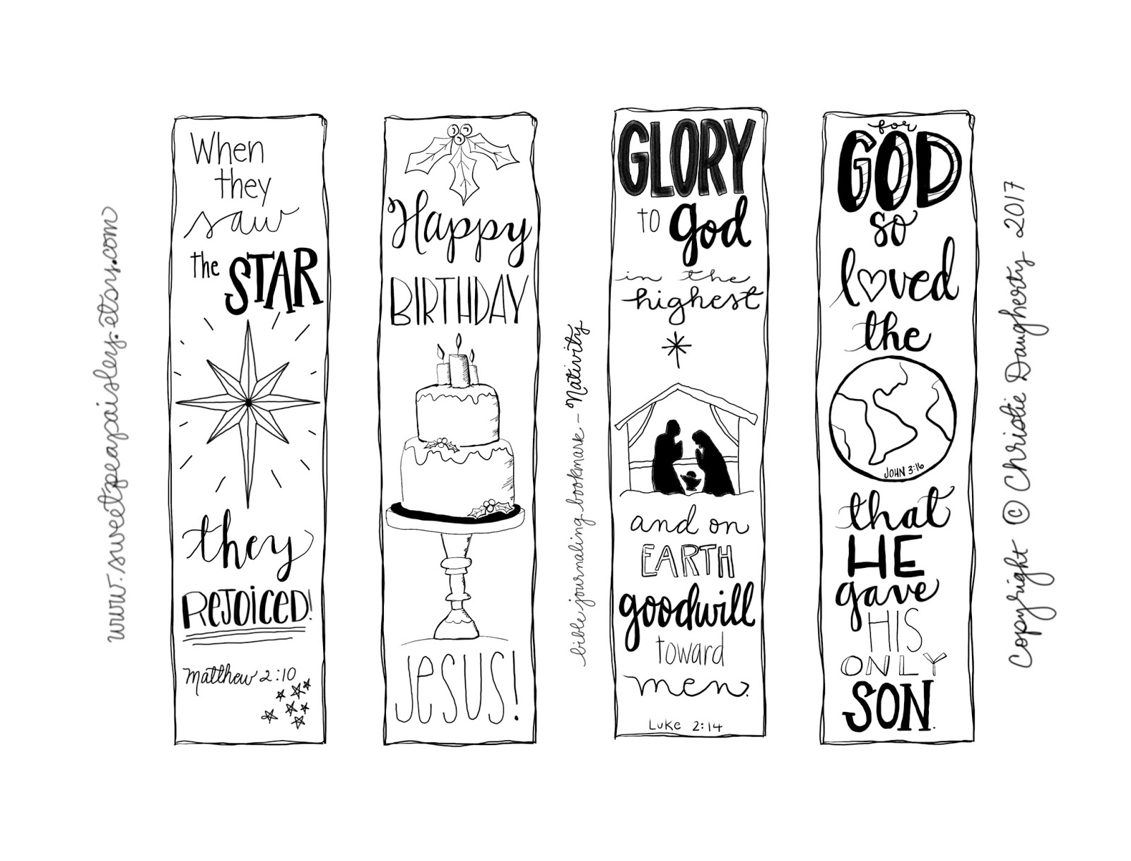 Free Bible Journaling Template Craft With Christie