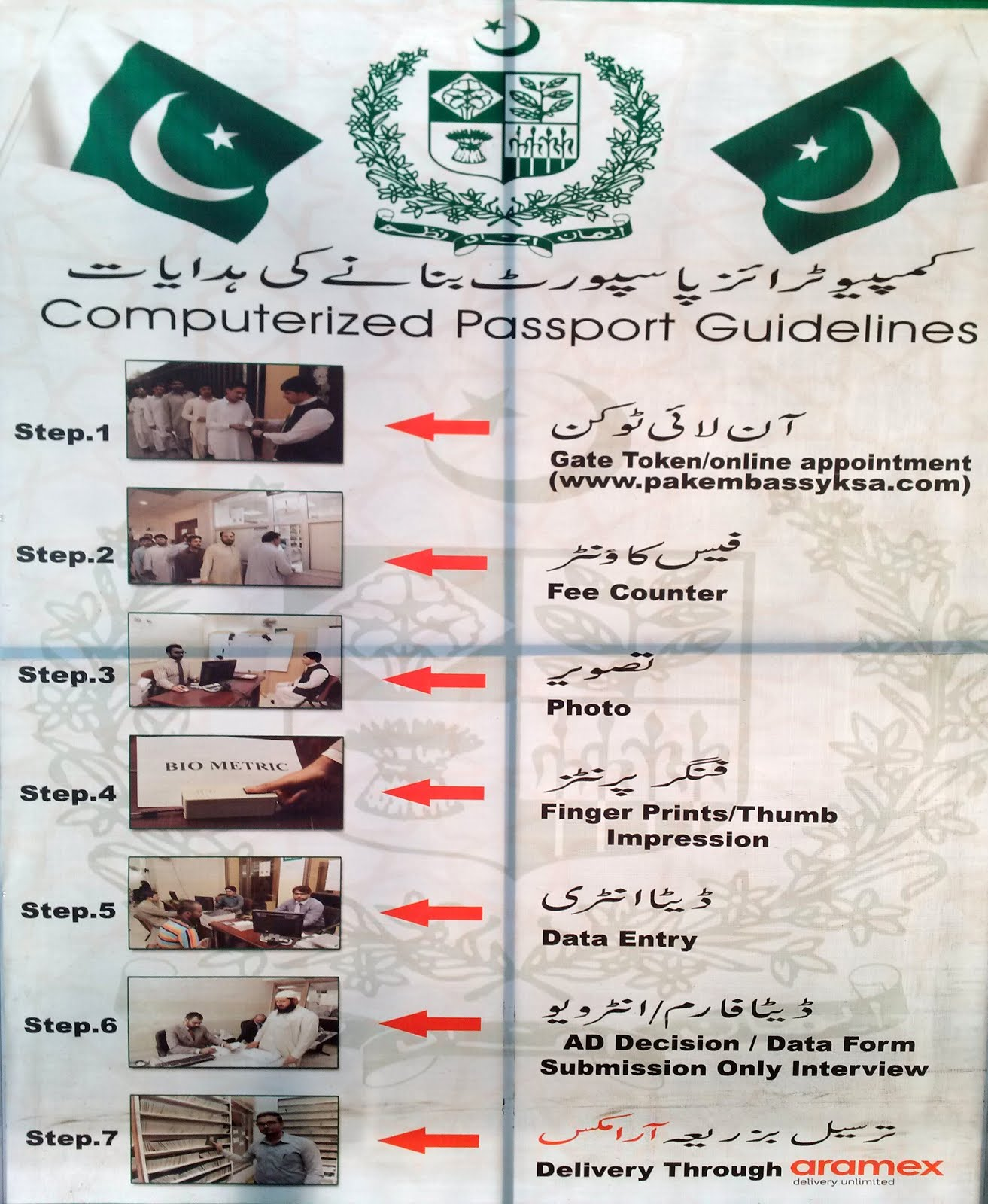 urShadow's Blog: How to get an Appointment in Pakistan
