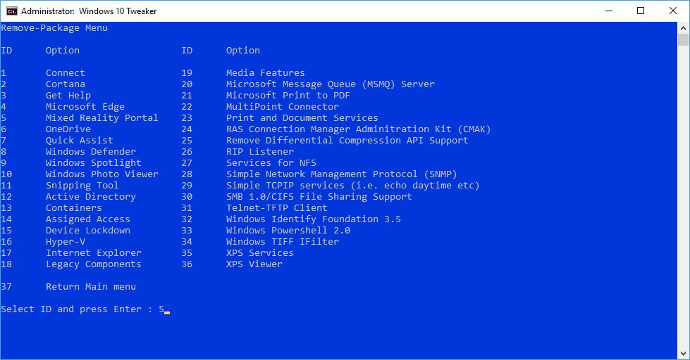 Hướng dẫn gỡ bỏ ứng dụng Mixed Reality Portal trong Windows 10