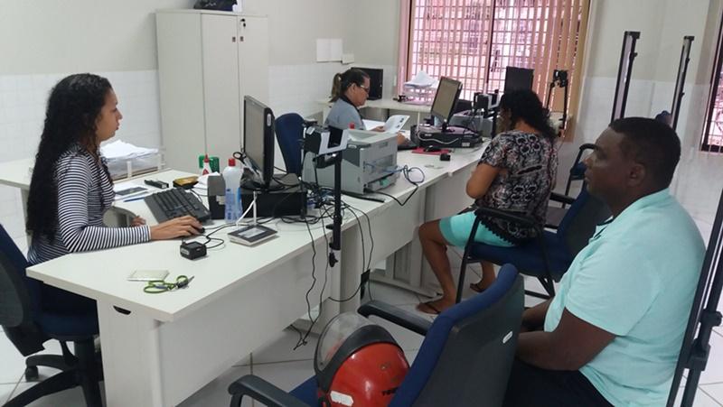 Atenção eleitores de Chapadinha e Mata Roma: Justiça Eleitoral já começou o Cadastro Biométrico.