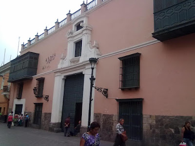 De la Riva House, Historical Center, Colonial Houses Lima