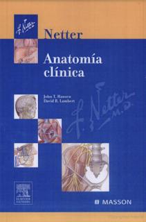 Descargar ebook pdf anatomía gratis Anatomía Clínica Netter