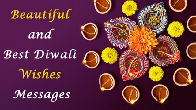 Are you looking for Fresh Diwali Greetings Messages English 2018
