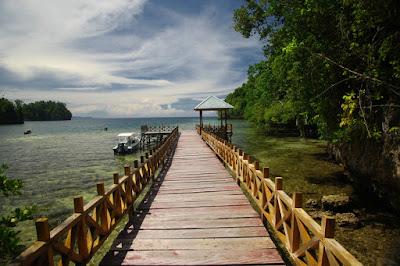 Wisata Taman Nasional Kepulauan Togean di Sulawesi Tengah