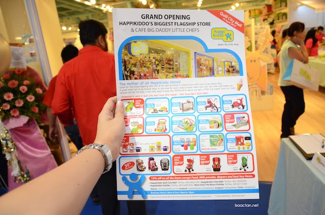 Happikiddo Biggest Flagship Store Grand Launch @ Quill ...