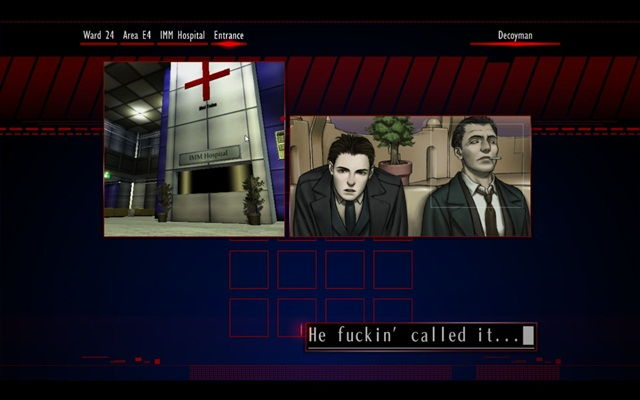 The Silver Case PC Full