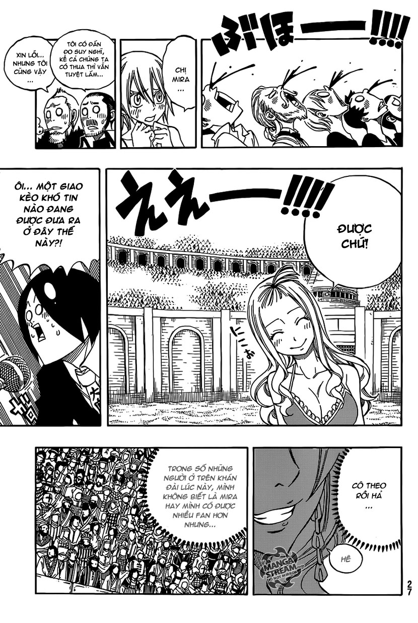 Fairy Tail Chap 279