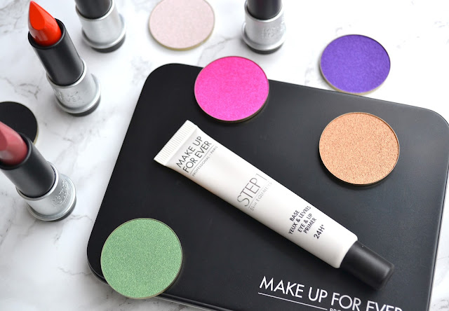 MAKE UP FOR EVER Step 1 Skin Equalizer Eye and Lip Primer Review
