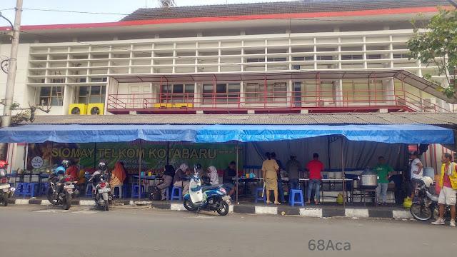 Kedai Siomay Telkom Jalan Juadi Yogyakarta