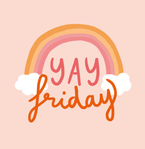 Yay Friday Illustration by Carole Chevalie