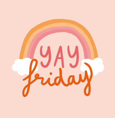 Yay Friday Illustration by Carole Chevalie