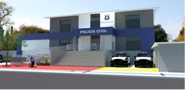 Delegacias da Polícia Civil de Delmiro Gouveia e Santana do Ipanema serão recuperadas