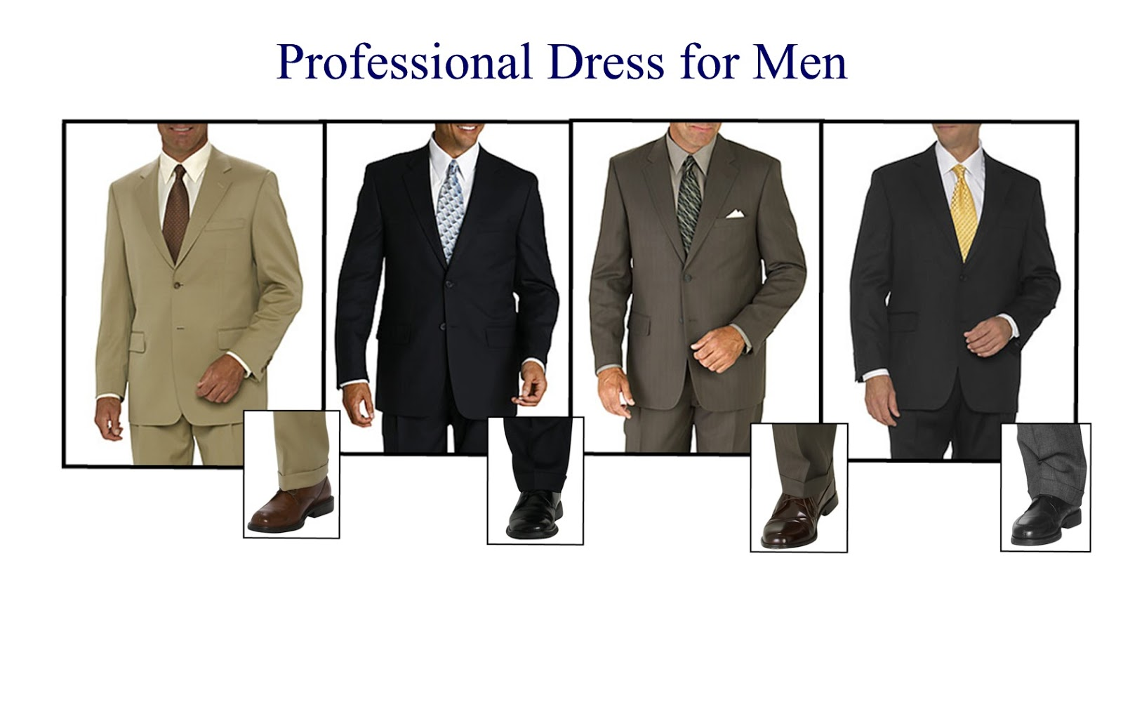 Importance of writing academically and professional dress