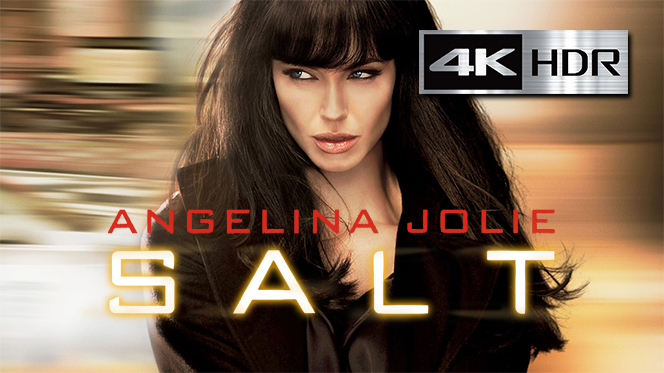Agente Salt (2010) 4K UHD [HDR] Latino-Castellano-Ingles