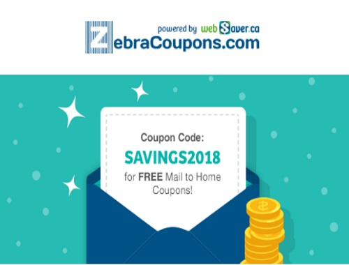 ZebraCoupons Free Coupon Envelope Promo Code