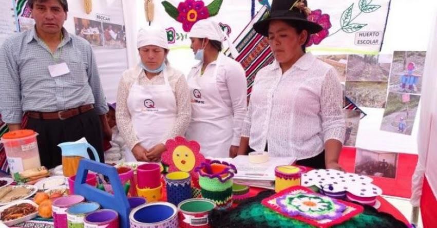 QALI WARMA: Institución educativa N° 30974 de Tintay Puncu del VRAEM en Huancavelica, representará en Encuentro Nacional de CAE - www.qaliwarma.gob.pe