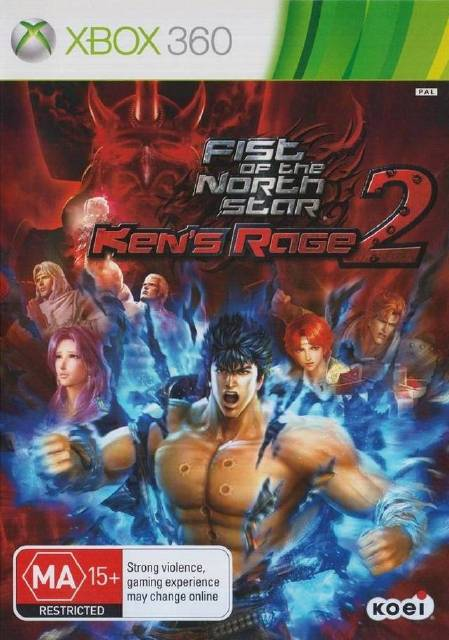 Fist Of The North Star Kens Rage 2 Region Free Iso Download