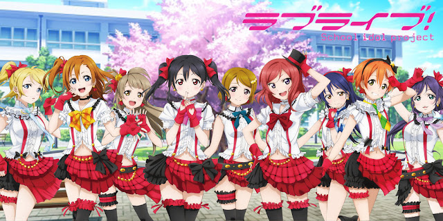 Love Live! School Idol Project (13/13) + OVA (130MB) (HDL) (Sub Español) (Mega)
