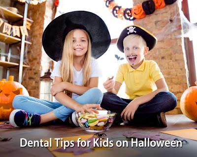 Dental Tips for Kids on Halloween