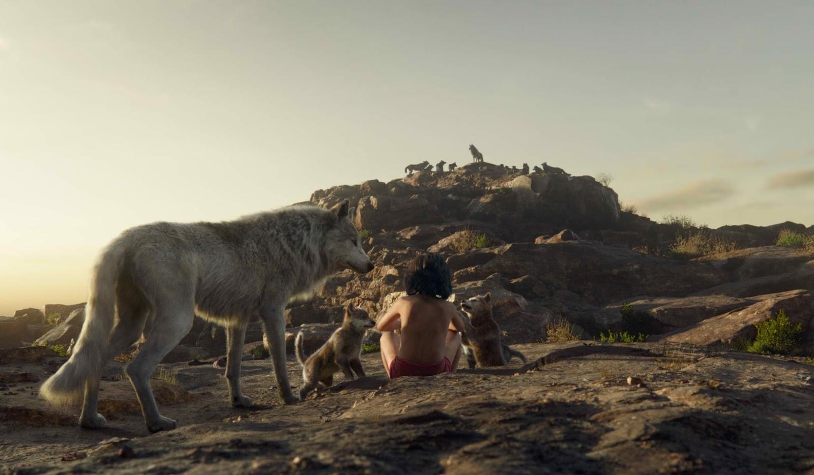 "Lupita Nyong'o Lends Voice to Wolf, Raksha, in ""The Jungle"