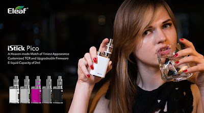 What's your favourite atomizer to match iStick Pico mod?