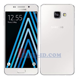 Cara Flashing Samsung Galaxy A3 2016 (SM-A310F) Via PC