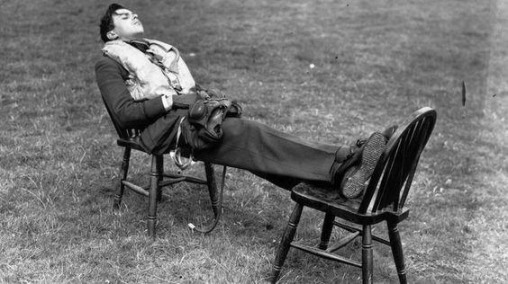 exhaustion worldwartwo.filminspector.com RAF pilot Eckford