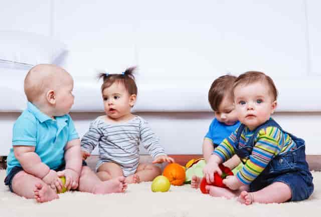 Anak-anak Manusia tidak memiliki tempurung lutut sampai mereka berusia 3 tahun