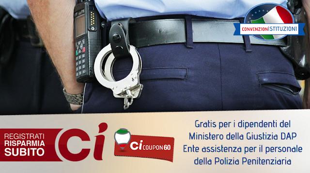 sconti-polizia-penitenziaria-convenzioni-ministero-giustizia