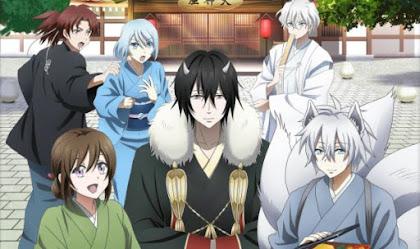 Kakuriyo No Yadomeshi Episódio 7
