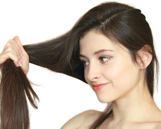 kurang menjaga kebersihan rambut