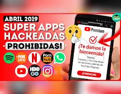 Top 9 Aplicaciones PREMIUM CON TODO ILIMITADO Mas Buscadas Abril 2019 | Mejores apps android